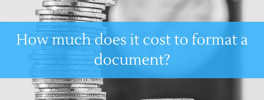Are spending unnecessary labor hours on document formatting?